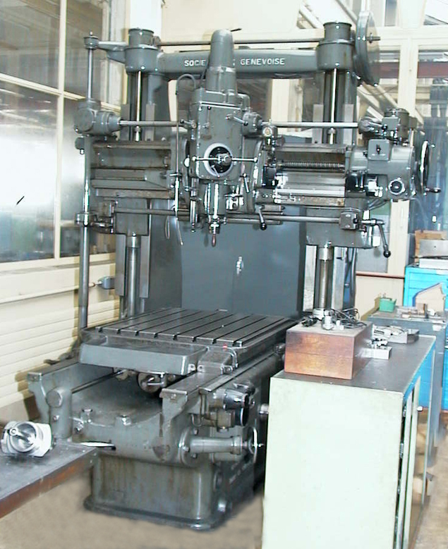 Sip Jig Bore : Used sip mp f jig boring machine exapro