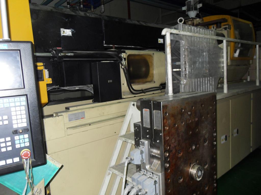husky injection machine
