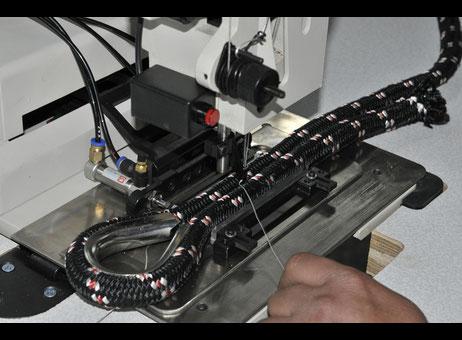 Macchina automatizzata cowboy hightex 71008 macchinari for Macchina da cucire salmoiraghi 133