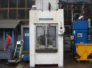 Used STENHOJ 501913 hydraulic Press - Exapro