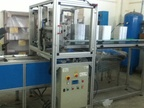 Unstacker for aluminium food containers COMEP mod. DS400