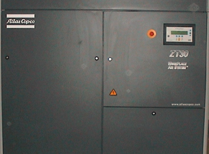Atlas Copco ZT30 Oil Free Air Compressor