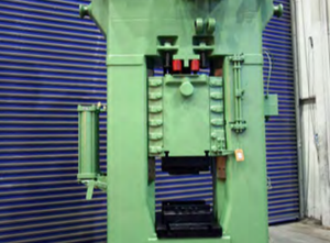 Used Berrenberg RSSP 200/400 Screw press