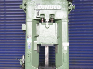 Used Eumuco  RSSP 200/400 Screw press