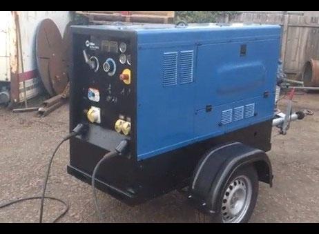 Miller big blue 500x diesel engine site welding machine exapro - Webaccess leroymerlin fr ...