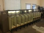 Used Theisen&Bonitz 310+303 Collator