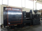 Used SANDRETTO SERIE 9 TON 400 Injection moulding machine