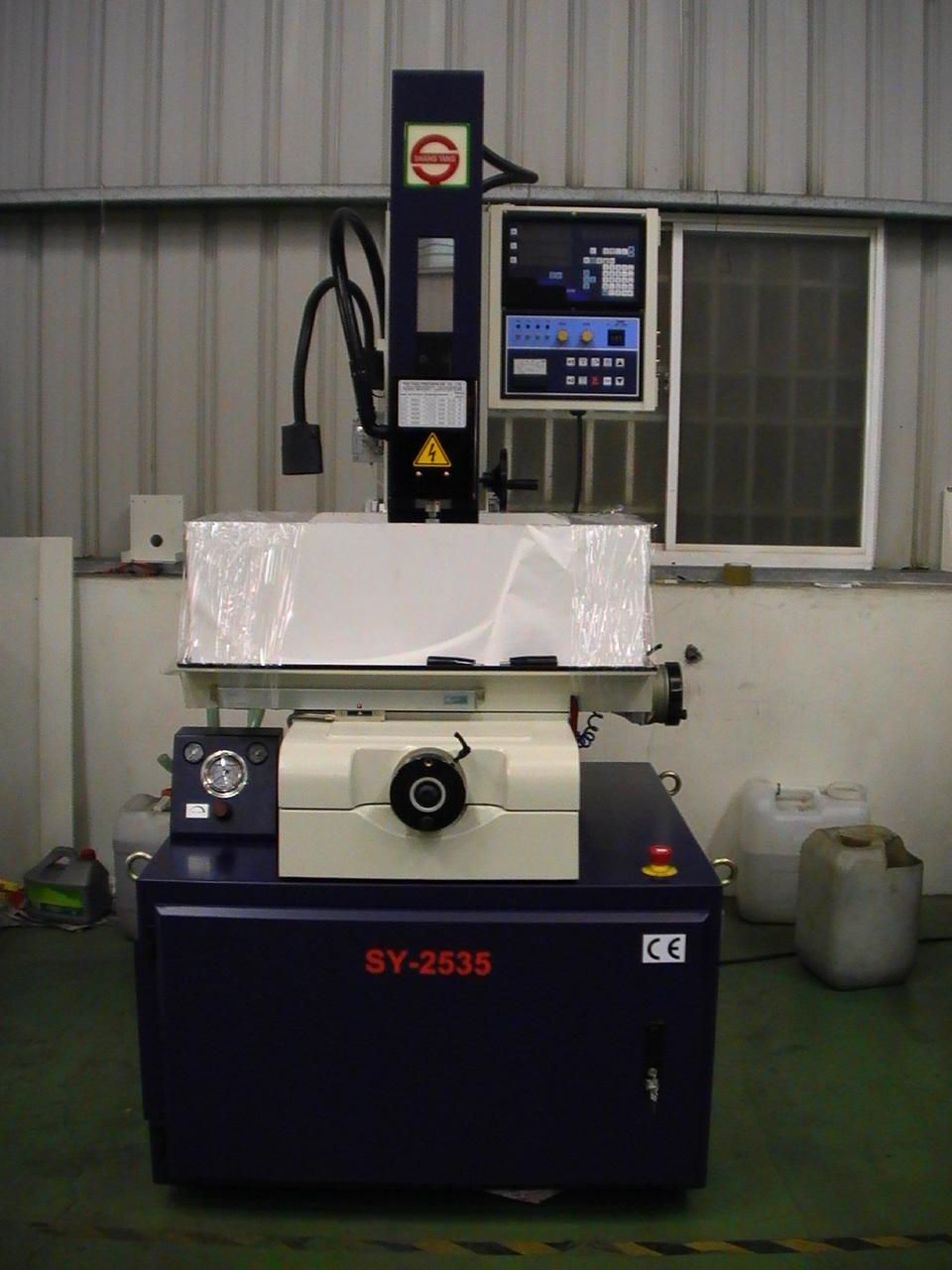edm fast drilling machine