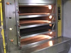 Used MIWE Ideal Bakery oven
