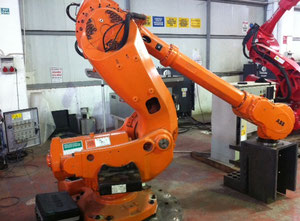 Used  ABB IRB7600 Industrial robot