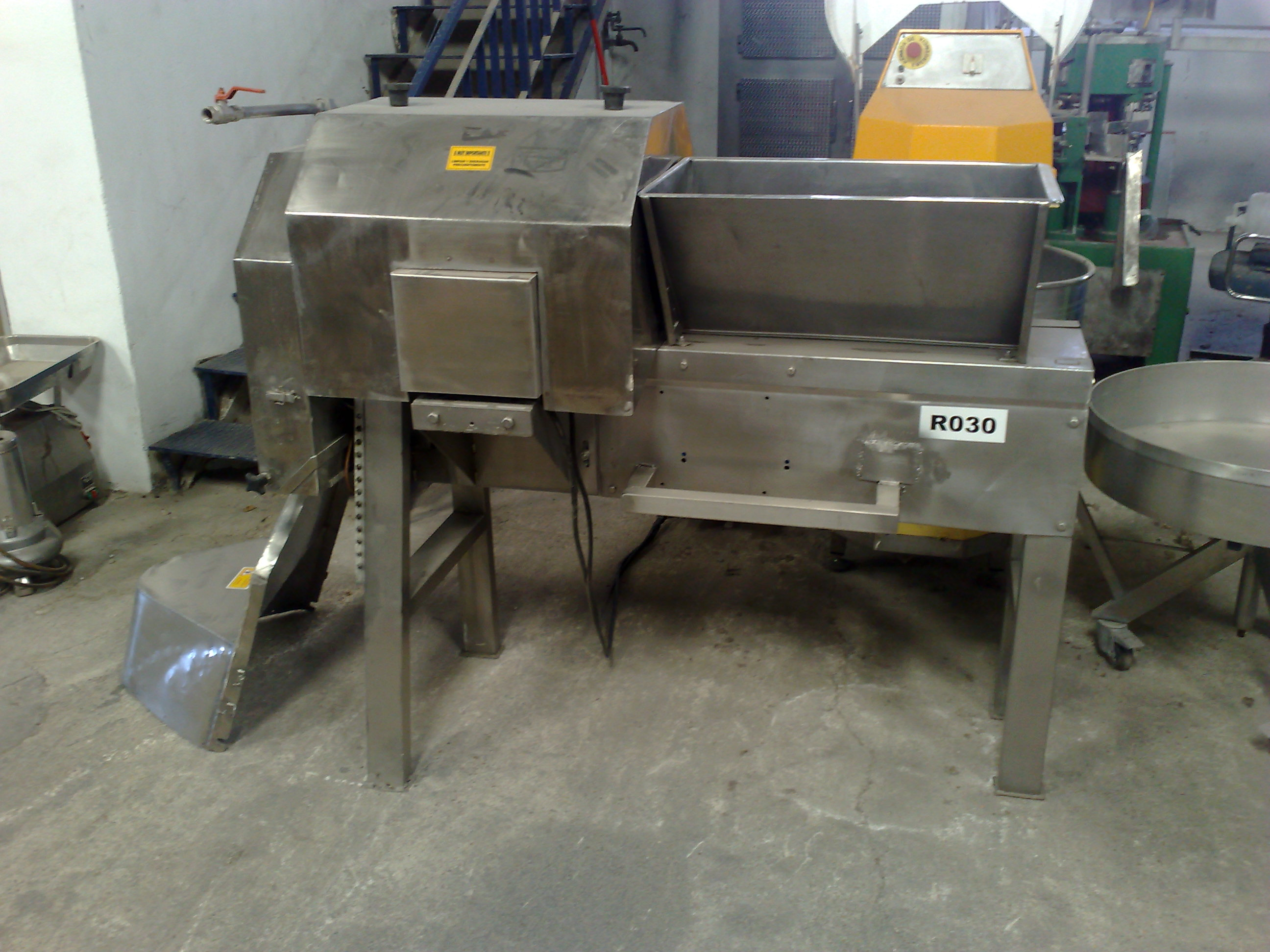 Used Fam Ts 1d Slicer Exapro