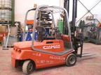 Used BT CBE 2.0 Electric forklift