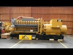 Used CATERPILLAR 3520c Generator set
