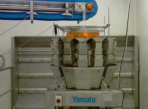 Yamato ADW 514 SV Multihead weigher
