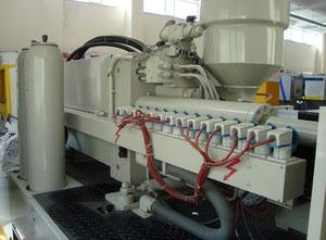 Enjeksiyon kalıplama makinesi Battenfeld 4000/160
