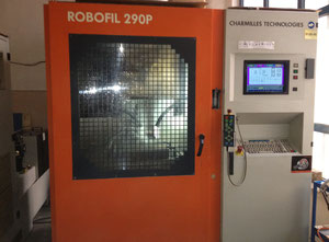 Used CHARMİLLES ROBOFİL  2000 Wire cutting edm machine