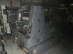 Used HEIDELBERG GTOZ 46 Offset one colour