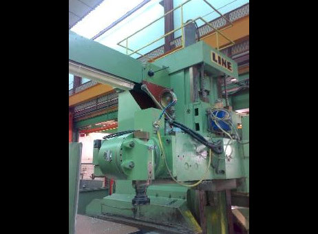 forest line milling machine