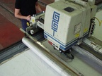 Used Gerber S91 Automated cutting machine