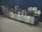 Used Ampack Ammann L/AA8/2/75 Cup filling and sealing machine