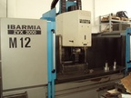 Used IBARMIA ZVX-2000 Vertical machining centre