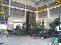 Muir 5 METER Vertical gear hobbing machine