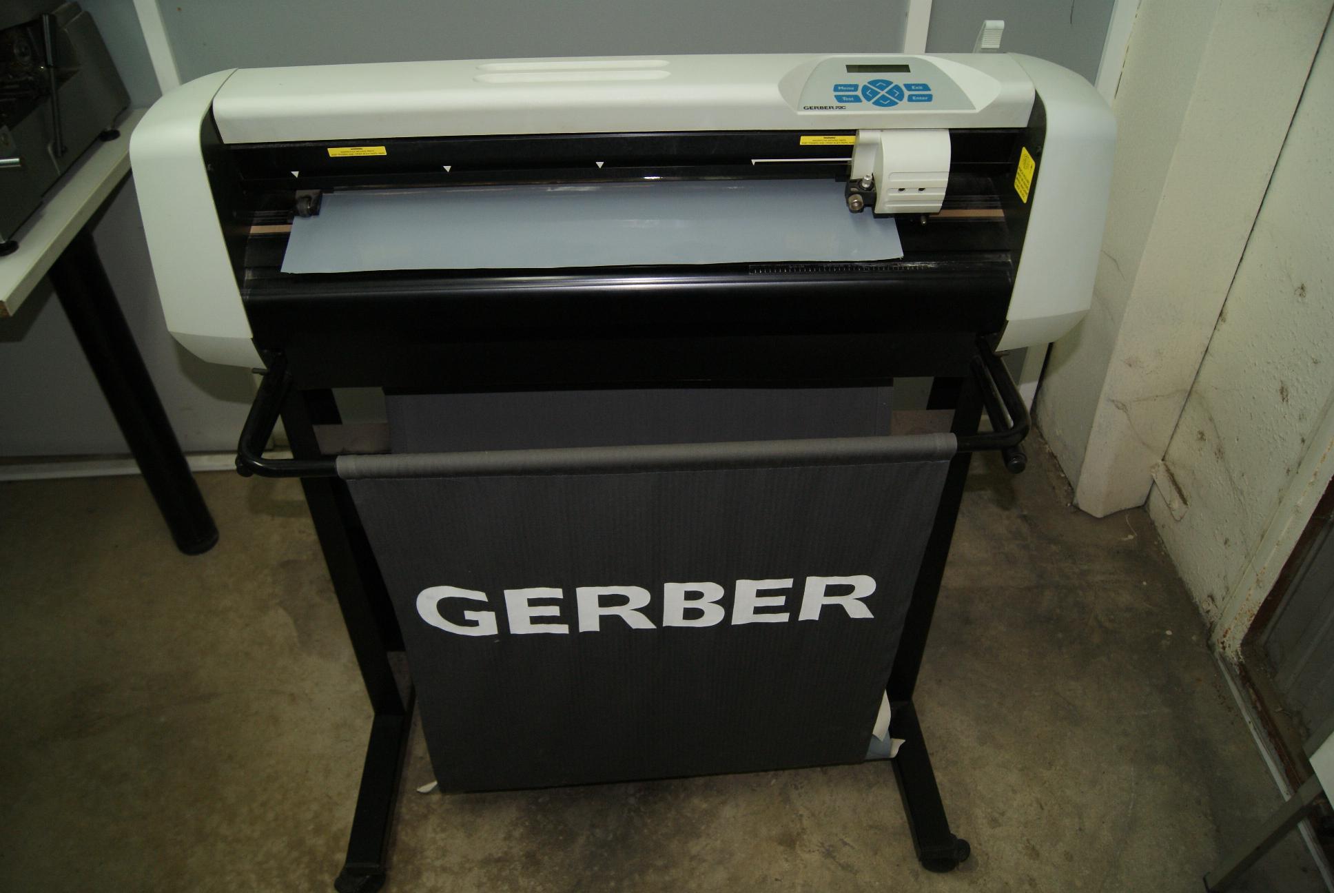 gerber machine