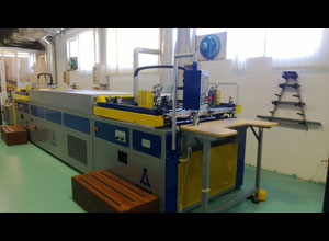 Argon CMP Forni Ecostar Screen printing machine