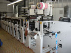 OMET FX 330 Labels printing machine - flexo