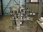 Quenard Etifix 2004 Labelling machine