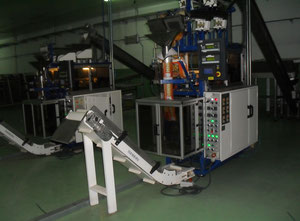 TEIMAC PACKING 2P Vertical bagging machine