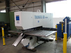 TRUMPF Trumatic TC 120 Rotation Cn punching machine