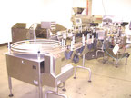 Kalish  Monocount Solid Dose Packaging Line Filler - Capsule filler
