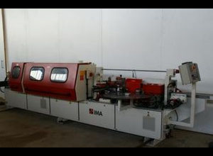 IMA COMPACT MFA F5212 Used double sided edgebander