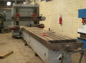 TOS 6000 mm Planing machine