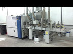 DV Systems CVS-3 UV Vacuum Finishing Line