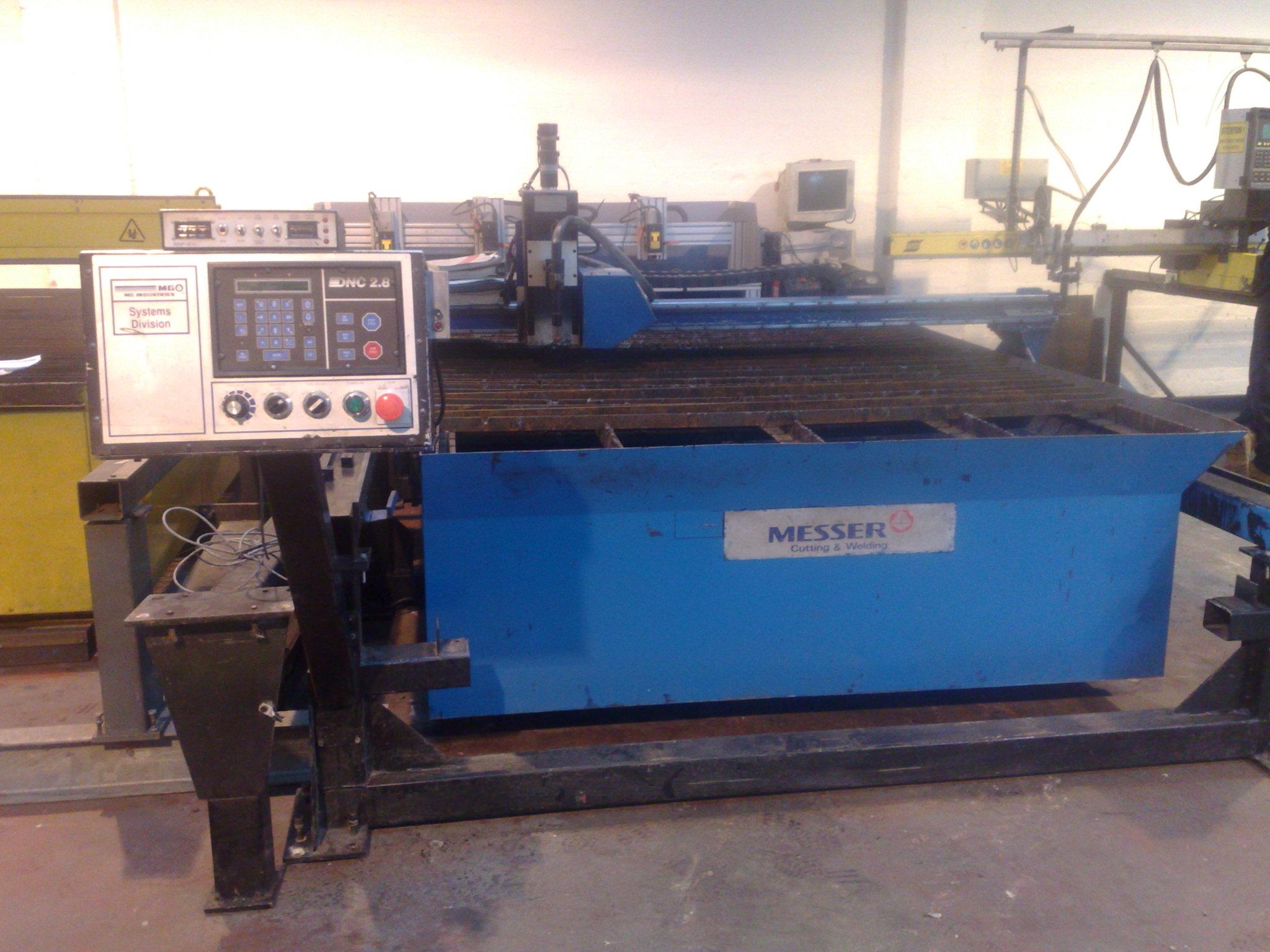 ... machines plasma gas messer mg eagle cnc plasma profile cutting machine
