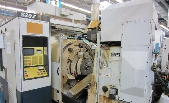 Oerlikon Klingelnberg S20z Gear Cutting Machine Exapro