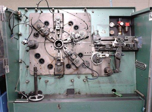 Bihler RM30 multislide machine - Exapro