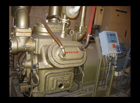 MYCOM N6L Piston compressor - Exapro