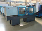 Used Sandretto Micro 300 / 107 Injection moulding machine