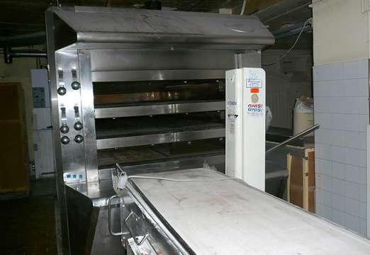 four de boulangerie soles pavailler machines d