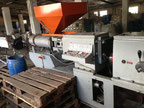 Used MARIS 85 Twin Screw Extruder