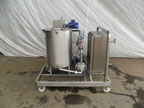 Cougar Food Machinery 80 Litre Fondant Kettle and transfer pump