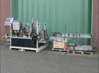 Serac IMS 1R1 Filler - Various equipments