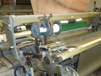 VAMATEX LEONARDO SILVER  190  with JACQUARD Loom with jacquard