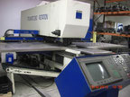 Trumpf TC 260 R 1300 CNC punching machine