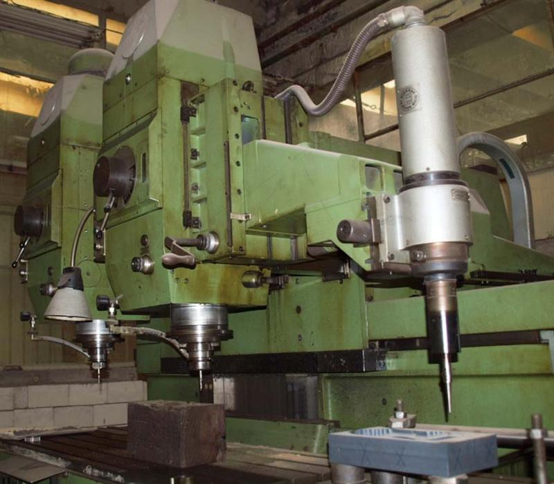 Starrag F 200 Copy Milling Machine Exapro