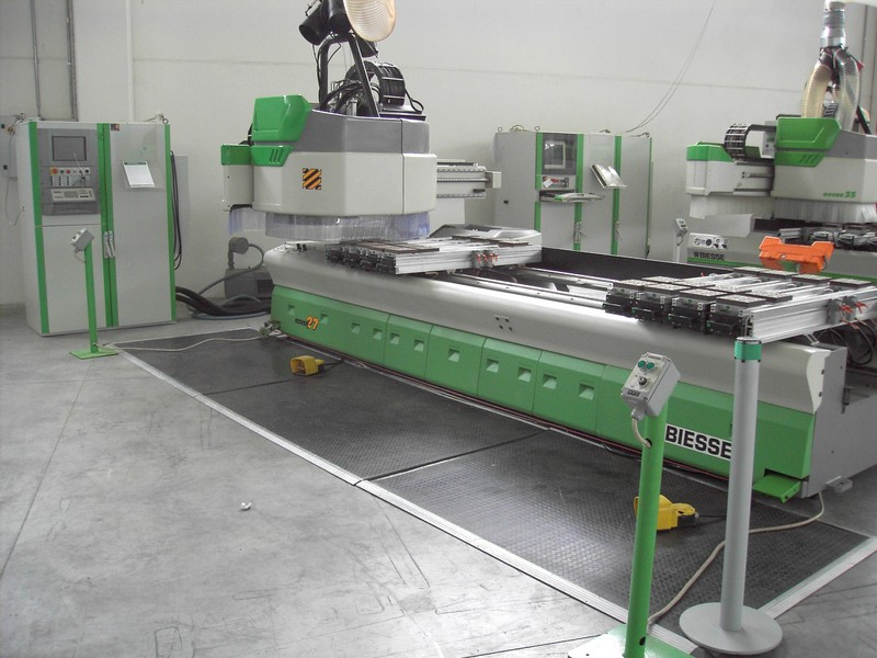 biesse rover 27 wood cnc machining centre exapro