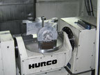 HURCO VM10U 5 axis machining centre